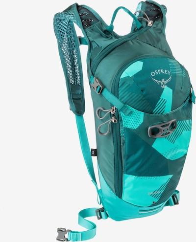 Osprey Rucksack 'Salida 8' in grün / hellgrün, Produktansicht