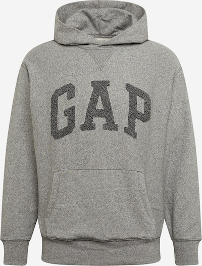 GAP Sweatshirt 'CHENILE ARCH' in de kleur Grijs gemêleerd, Productweergave
