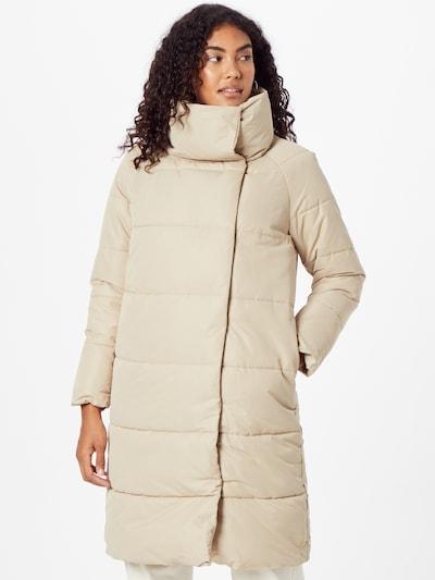 Žieminis paltas 'ONLNEWJUNE' iš ONLY, spalva – smėlio spalva, Modelio vaizdas