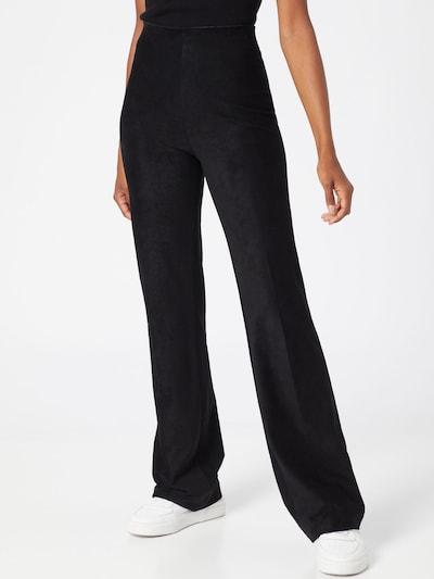 Pantaloni 'ALIVE' DRYKORN pe negru, Vizualizare model