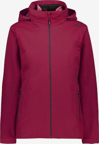CMP Outdoor Jacket in Pink