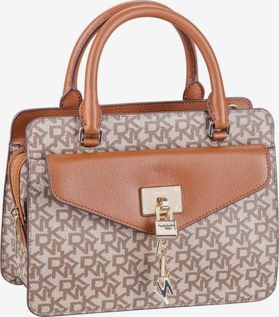 DKNY Handtasche ' Elissa Medium' in beige / cognac / taupe, Produktansicht