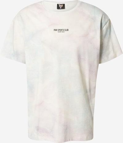 PARI Shirt 'SPORTS CLUB' in Pastel blue / Pastel pink / White, Item view