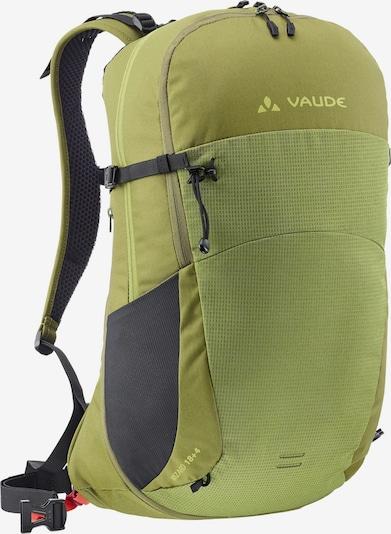 VAUDE Wanderrucksack 'Wizzard 18+4' in grasgrün, Produktansicht
