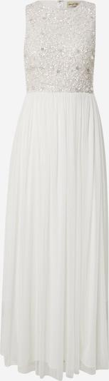 LACE & BEADS Вечерна рокля 'Picasso' в перлено бяло, Преглед на продукта