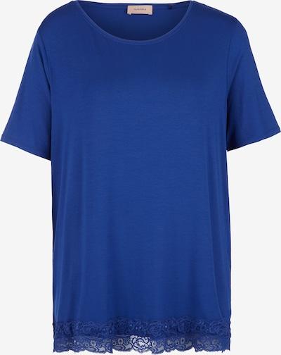 TRIANGLE T-Shirt in blau, Produktansicht