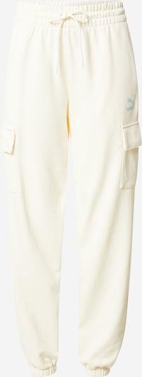 PUMA Sporthose in weiß, Produktansicht