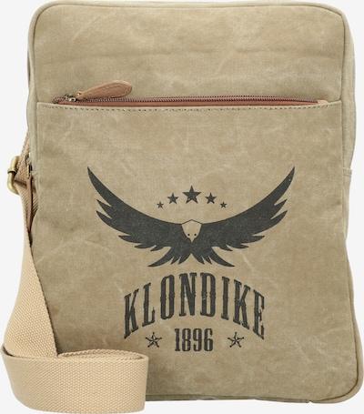 KLONDIKE 1896 Umhängetasche 'Austin' in khaki, Produktansicht