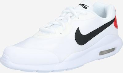 Nike Sportswear Sneaker 'Air Max Oketo' in graphit / rot / weiß, Produktansicht