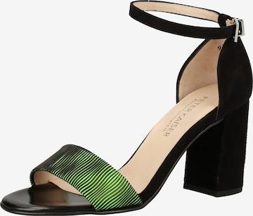 Sandales à lanières PETER KAISER en vert