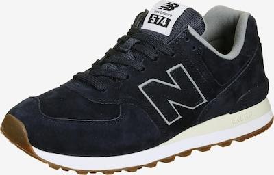 new balance Schuhe ' 574 ' in navy / weiß, Produktansicht