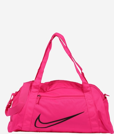 NIKE Sports bag in Fuchsia / Black, Item view