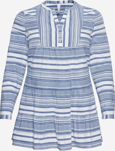 SHEEGO Tunika | modra / bela barva, Prikaz izdelka