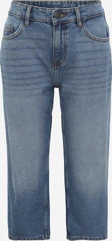 Noisy May Petite Jeans 'AMANDA' in Blau