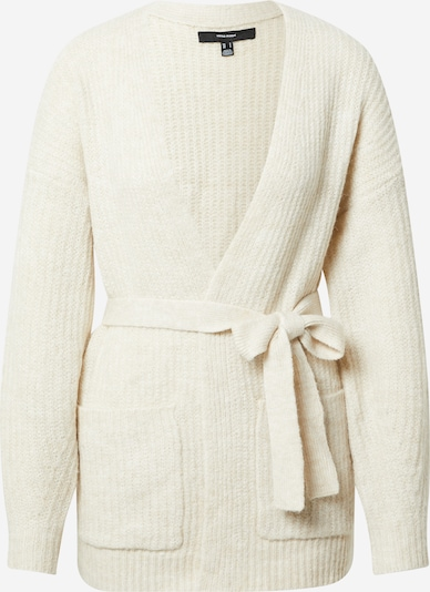 VERO MODA Knit cardigan 'Julie' in beige, Item view