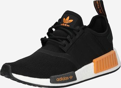 ADIDAS ORIGINALS Låg sneaker i svart, Produktvy
