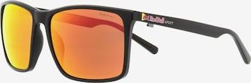 Red Bull Spect Sonnenbrille 'BOW-001P' in Schwarz