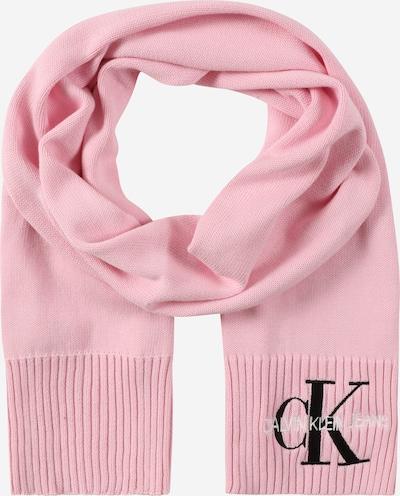 Calvin Klein Jeans Šál - ružová / čierna / biela, Produkt
