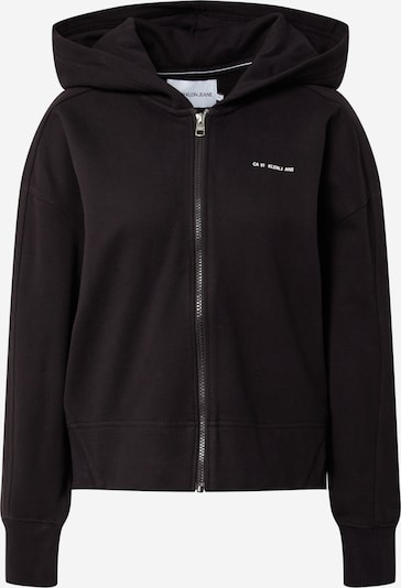 Calvin Klein Jeans Sweat jacket in Black, Item view