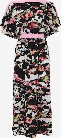 Madam-T Dress 'TSURUMI' in Pink / Black, Item view