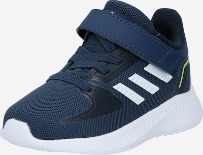 ADIDAS PERFORMANCE Sports shoe 'Runfalcon 2.0' in navy / neon green / white, Item view