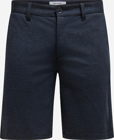 Only & Sons Shorts in navy, Produktansicht