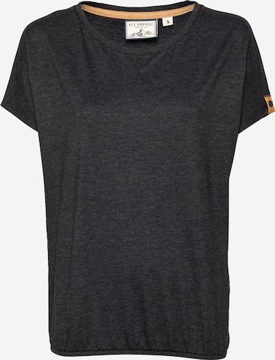 Fli Papigu Shirt 'Jacky Cola' in anthrazit, Produktansicht