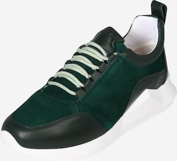 JUTELAUNE Sneakers in Green
