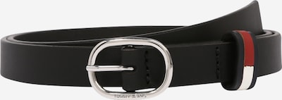 Tommy Jeans Belt in Red / Black / White, Item view