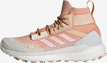 adidas Terrex Boots 'Terrex Free Hiker' in Pink
