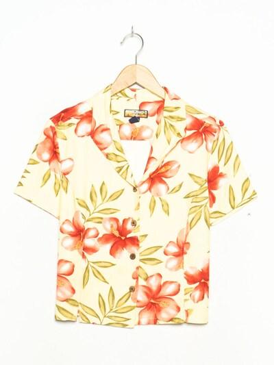 Havana Jack'S Cafe Hawaiihemd in S-M in pastellgelb, Produktansicht