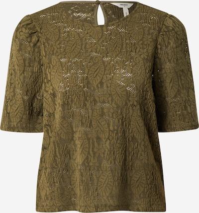 OBJECT Bluse 'DREW' in khaki, Produktansicht