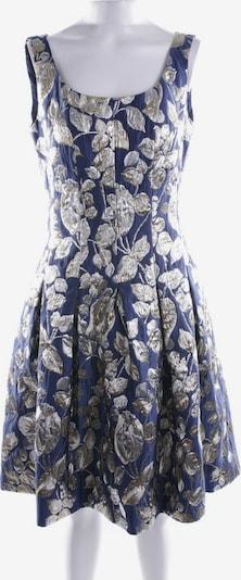 Oscar de la Renta Kleid in S in dunkelblau / mischfarben, Produktansicht