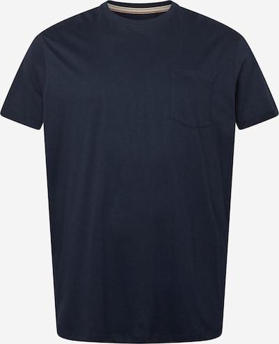 Tricou 'NASIR' Blend Big pe bleumarin, Vizualizare produs
