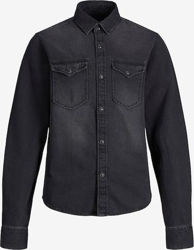 Jack & Jones Junior Hemd in grey denim, Produktansicht
