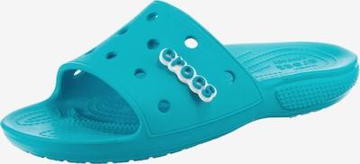 Crocs Badeschuh in blau, Produktansicht