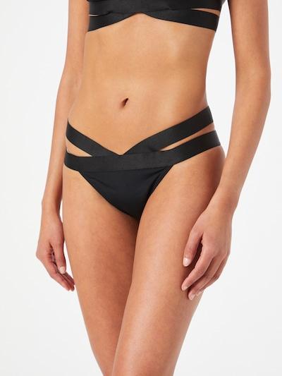 Slip costum de baie 'BALI' OW Intimates pe negru, Vizualizare model