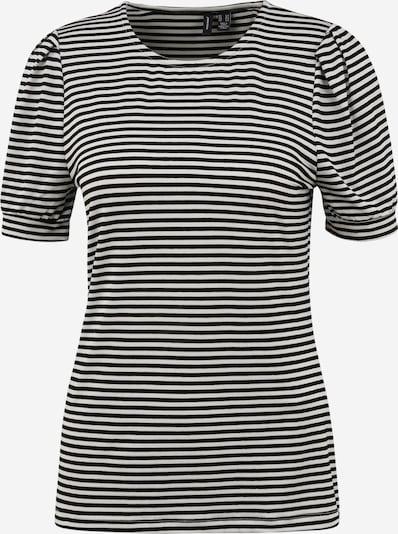 Vero Moda Tall Μπλουζάκι 'KATE' σε μαύρο / λευκό, Άποψη προϊόντος