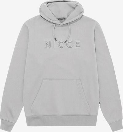 Nicce Sweatshirt 'MERCURY' in grey, Item view