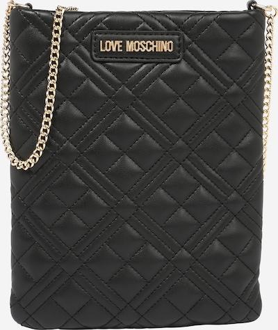 Love Moschino Чанта за през рамо тип преметка в черно, Преглед на продукта