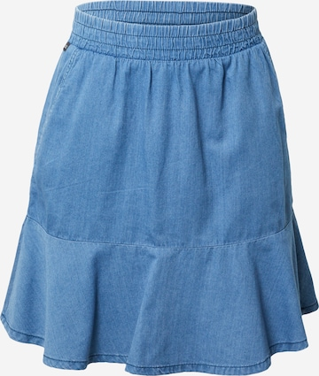 Q/S by s.Oliver Skirt in Blue