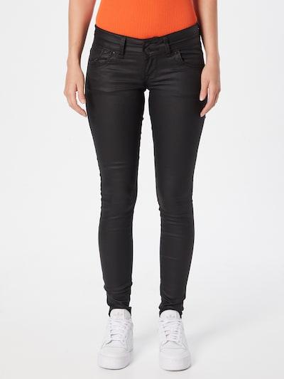 Jeans LTB di colore nero denim, Visualizzazione modelli