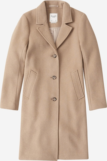 Abercrombie & Fitch Prechodný kabát - farba ťavej srsti, Produkt