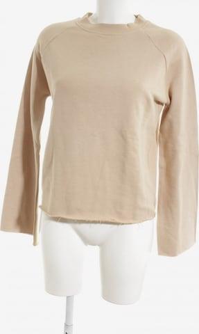 ROCKAMORA Sweatshirt in S in Beige