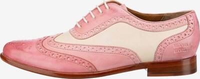 MELVIN & HAMILTON Schnürschuh in rosa, Produktansicht