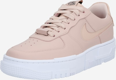 Nike Sportswear Sneakers low 'Air Force 1 Pixel' in Pink / White, Item view
