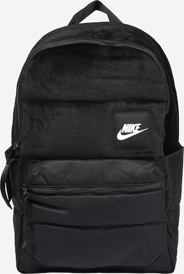 Rucsac 'Heritage' Nike Sportswear pe negru, Vizualizare produs