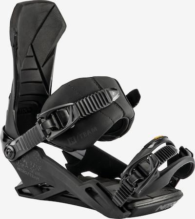 NITRO Snowboardbindung 'TEAM' in schwarz, Produktansicht