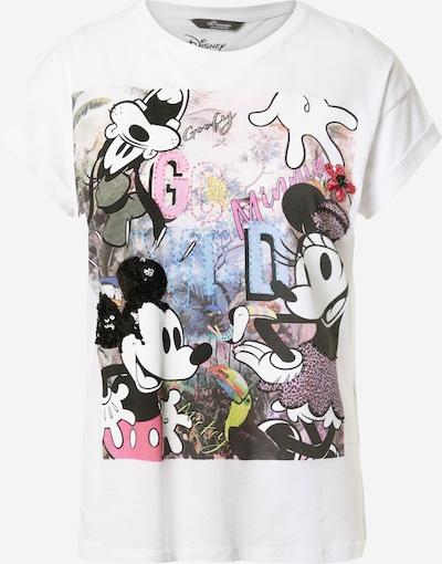 PRINCESS GOES HOLLYWOOD Shirt in mischfarben / weiß, Produktansicht