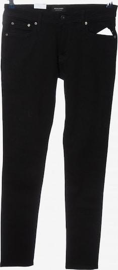 JACK & JONES Röhrenjeans in 33 in schwarz, Produktansicht